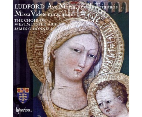 Westminster Abbey Ch - Ludford:Missa Videte Miraculum (CD) - image 1 of 1