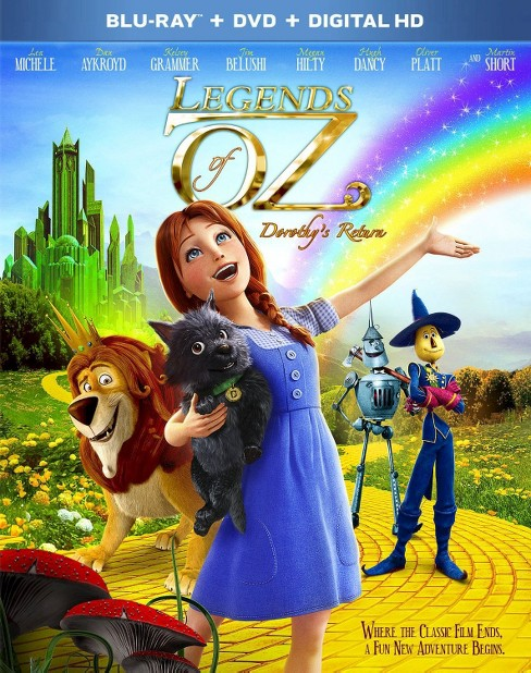 Legends of Oz: Dorothy's Return (2 Discs) (Blu-ray/DVD) - image 1 of 1