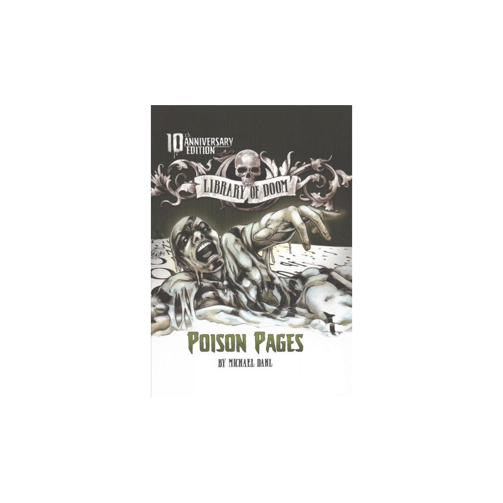 Poison Pages - (Library of Doom) by Michael Dahl (Paperback)