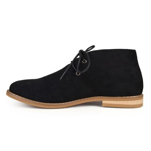 1f4ee37fefce Men s Vance Co. Manson Lace-up Faux Suede High Top Chukka Boots   Target