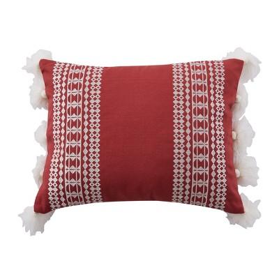 Kassandra Global Stripe Decorative Pillow - Levtex Home