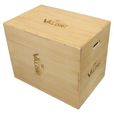 Valor Fitness PBX-A Plyo Jump Box 20/24/30\