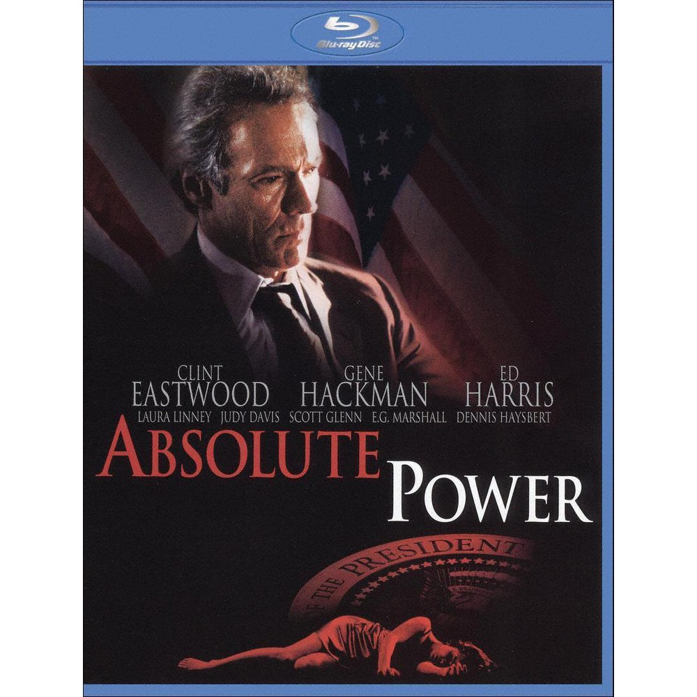Absolute Power (Blu-ray), Movies