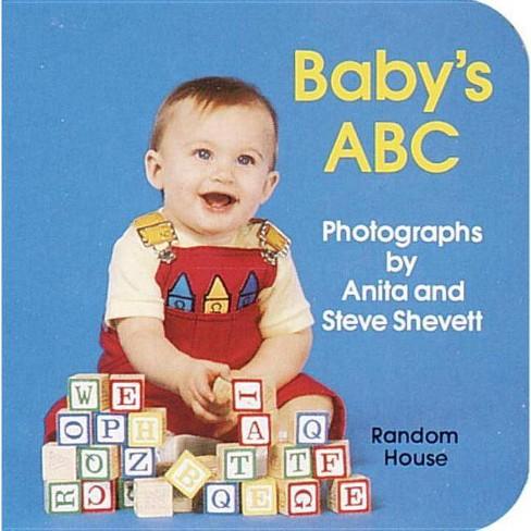 Baby's ABC - (Chunky Book(r)) by  Steve Shevett & Anita Shevett (Board_book) - image 1 of 1