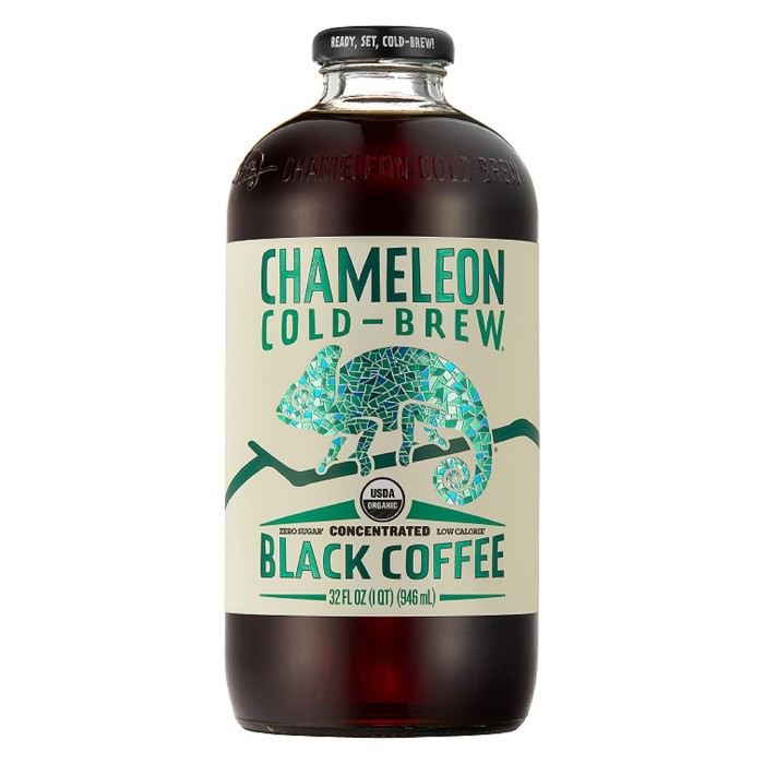 Chameleon Cold Brew Black Coffee Concentrate - 1qt - image 1 of 5