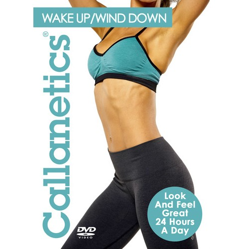 Callanetics:Wake up/Wind down (DVD) - image 1 of 1