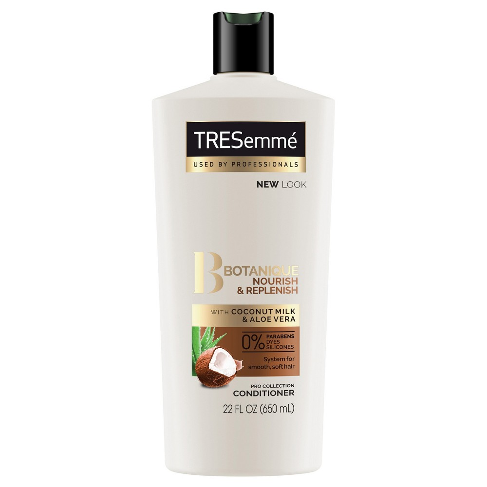 Image of TRESemme Botanique Nourish + Replenish With Coconut Milk & Aloe Vera Conditioner - 22 fl oz
