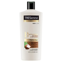 TRESemme Botanique Nourish + Replenish With Coconut Milk & Aloe Vera Conditioner - 22 fl oz