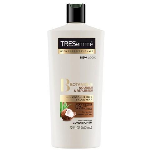 TRESemme Botanique Nourish + Replenish With Coconut Milk & Aloe Vera Conditioner - 22 fl oz - image 1 of 4