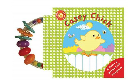 Casey Chick : Baby's First Noisy Animal Storybook (Hardcover) - image 1 of 1