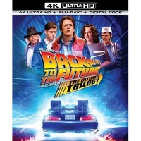 Deals on Back to the Future Trilogy 4K UHD Digital