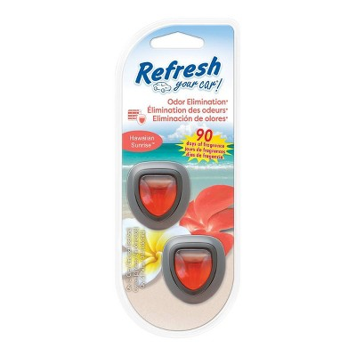 Refresh Your Car Air Fresheners