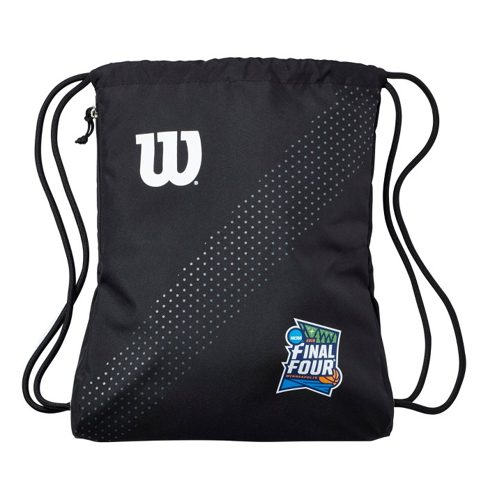 Wilson NCAA Sport Bag - Black - image 1 of 1