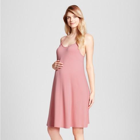 5daee771218 Maternity Nursing Sleep Chemise - Isabel Maternity by Ingrid   Isabel™