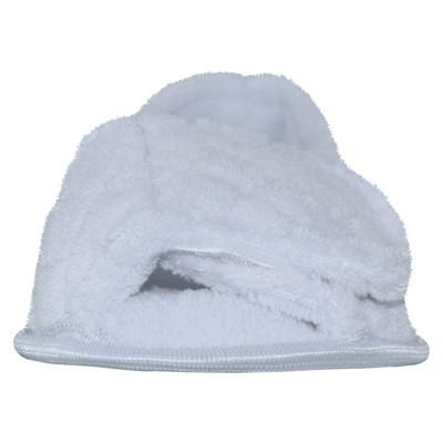 Women's MUK LUKS Micro Chenille Slippers - Light Blue S(5-6), Size: Small (5-6)