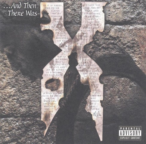Dmx - And then there was x [Explicit Lyrics] (CD) - image 1 of 3