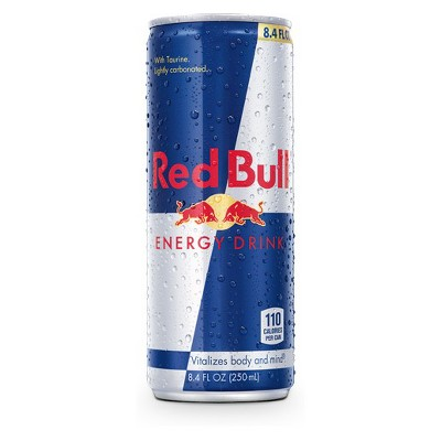 Red Bull Energy Drink - 8.4 fl oz Can