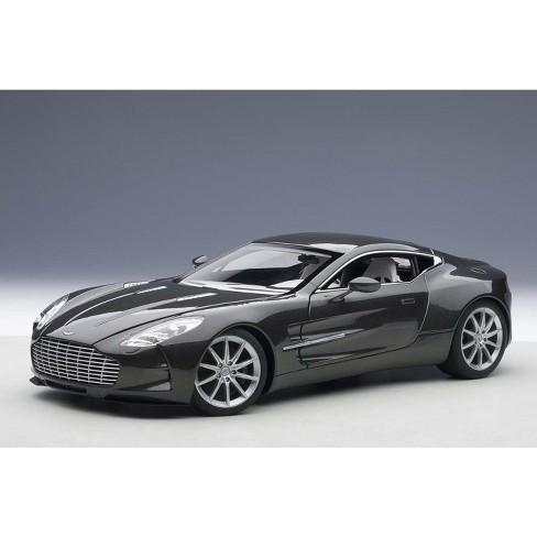 Aston Martin One 77 Spirit Grey 1 18 Diecast Car Target