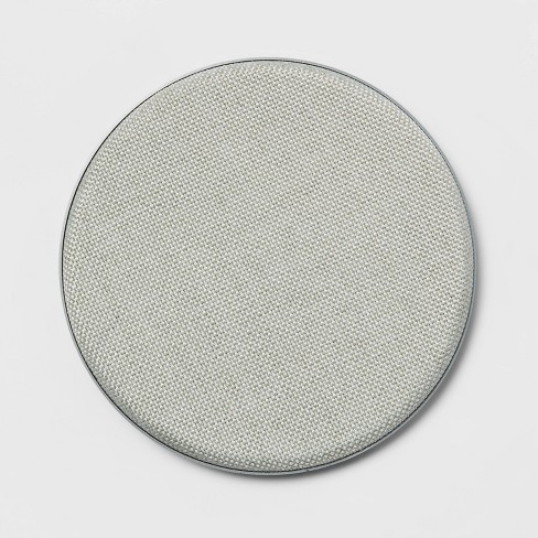 heyday™ 10W Qi Wireless Fabric Charging Puck - image 1 of 3