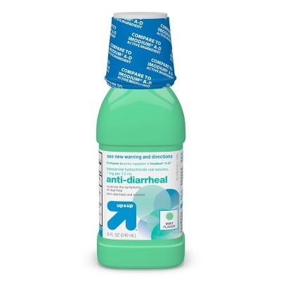 Loperamide Anti-Diarrheal Suspension - Mint - 8 fl oz - up & up™