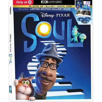 Soul (Target Exclusive) (4K/UHD)