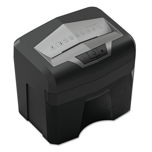 Universal® 48100 Light-Duty Cross-Cut Shredder, 10 Sheet Capacity - image 1 of 1