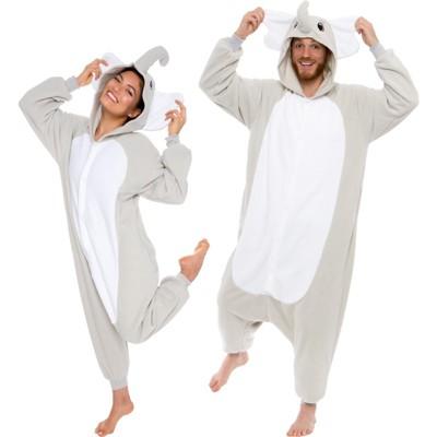 Funziez! Elephant Adult Unisex Novelty Union Suit