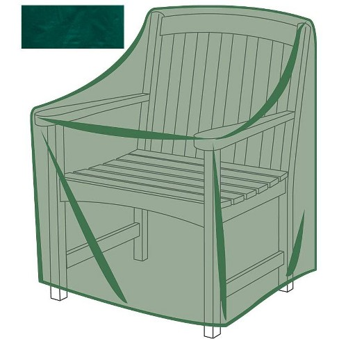 All Weather Outdoor Furniture Cover For Armchair Plow Hearth
