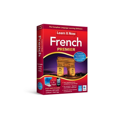 Avanquest Learn it Now French - Mac Digital - image 1 of 1
