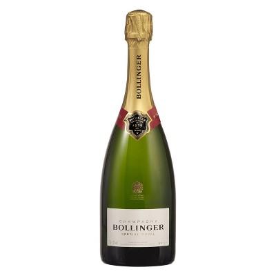 Bollinger Brut Champagne - 750ml Bottle