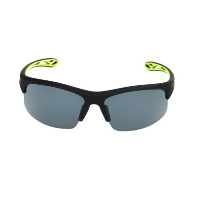 54cd61d973f Iron Man Men s Rectangle Sunglasses - Black