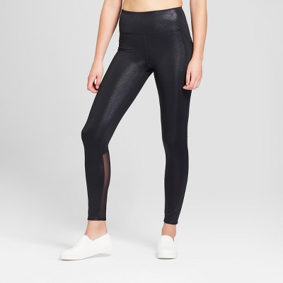 d5c339a9117b7 Women's High Rise 7/8 Shine Leggings - JoyLab™ : Target