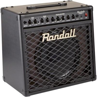 Randall RG80 80W 1x12 Guitar Combo Black