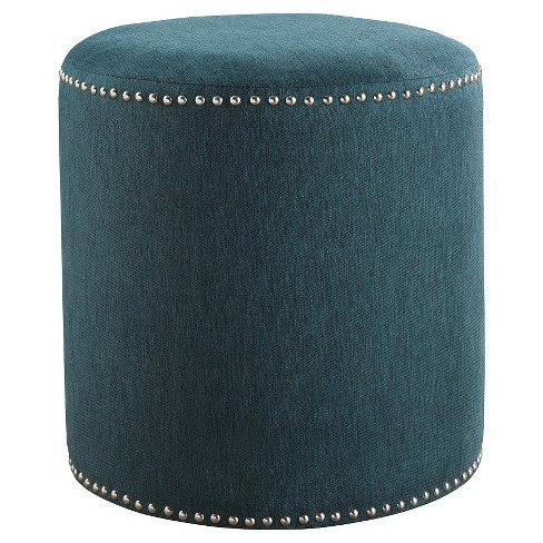 Revel Accent Ottoman Teal - Signature Design by Ashley - image 1 of 1