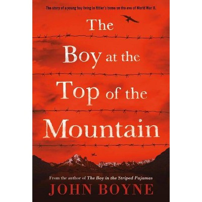 The Boy at the Top of the Mountain - by  John Boyne (Paperback)