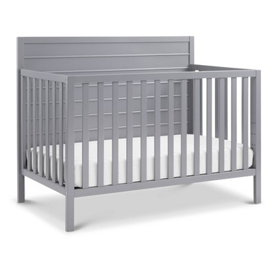 Carter's by DaVinci Morgan 4-in-1 Convertible Crib in Gray