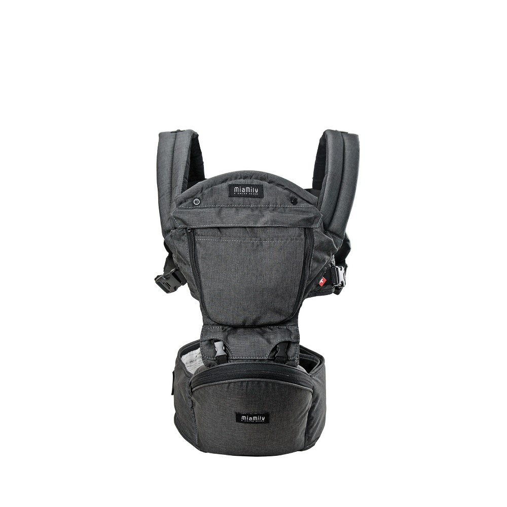 MiaMily Baby Carriers Deep Charcoal