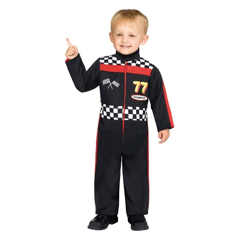 Toddler nascar race car driver halloween costume 2t: target.