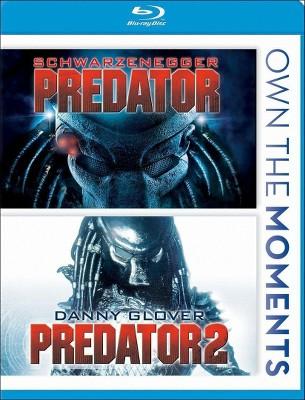 Predator/Predator 2 (Blu-ray)