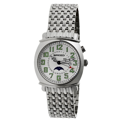 Men's Breed Ray Watch with Stainless Steel Bracelet - image 1 of 3