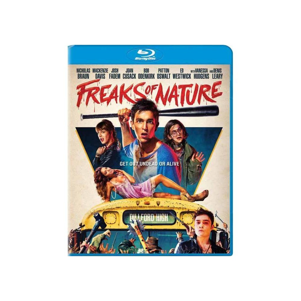 Freaks Of Nature Blu Ray