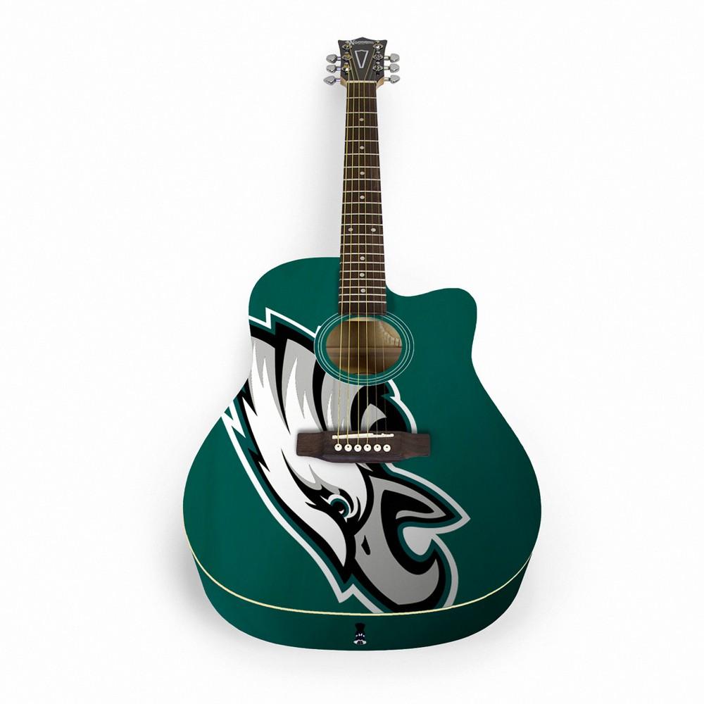 Philadelphia Eagles Mini Guitar