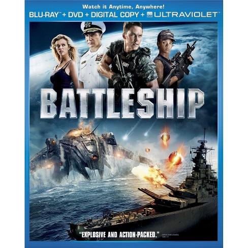 Battleship (2 Discs) (Blu-ray/DVD) (UltraViolet) (Includes Digital Copy) - image 1 of 1