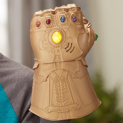 marvel avengers infinity war infinity gauntlet electronic fist target