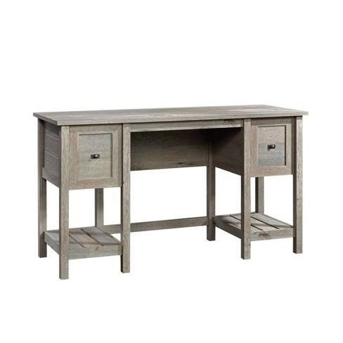 Cottage Road Desk Mystic Oak - Sauder - image 1 of 4