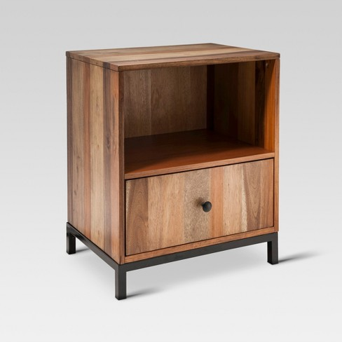 Hernwood Nightstand - Threshold™ - image 1 of 4