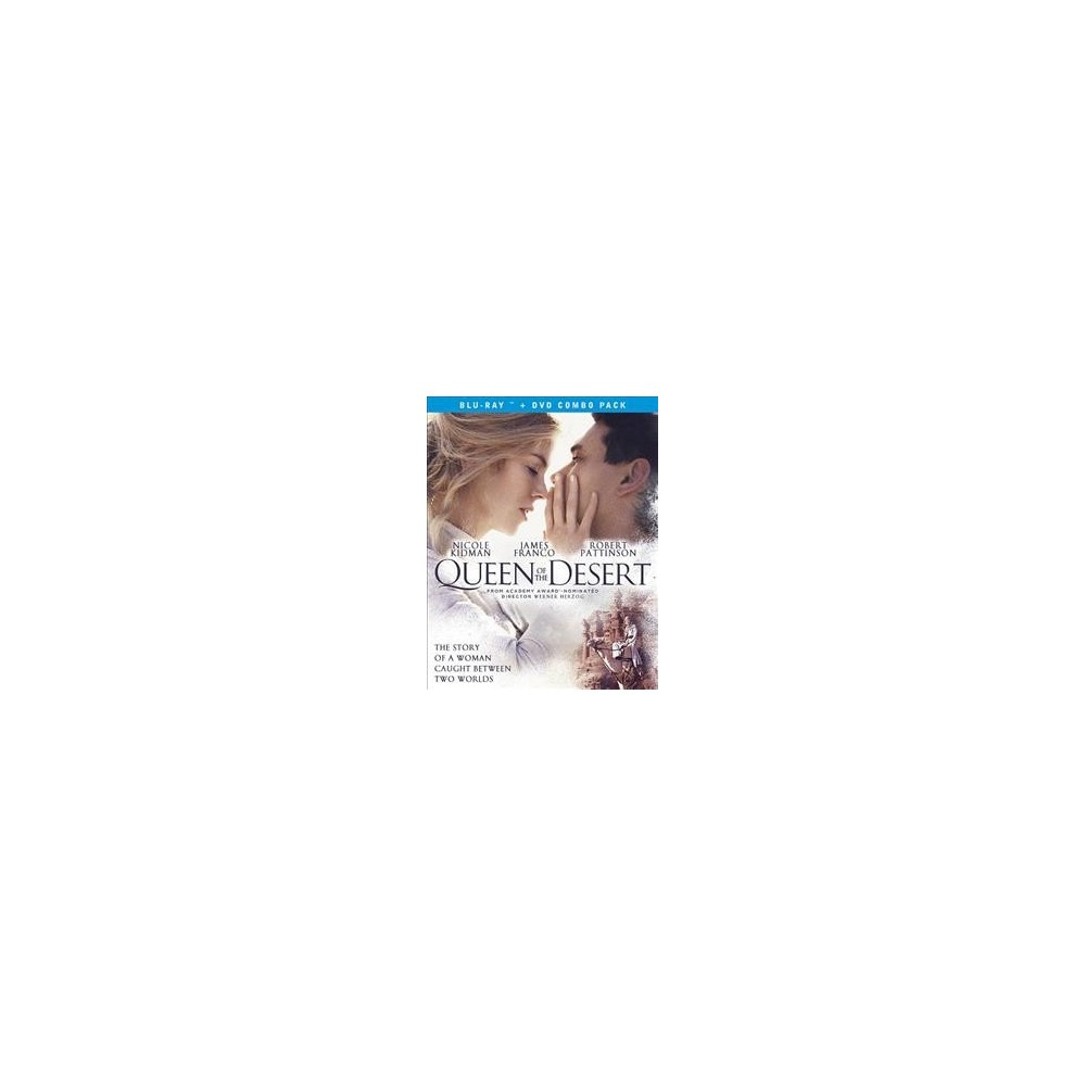 Queen Of The Desert (Blu-ray)