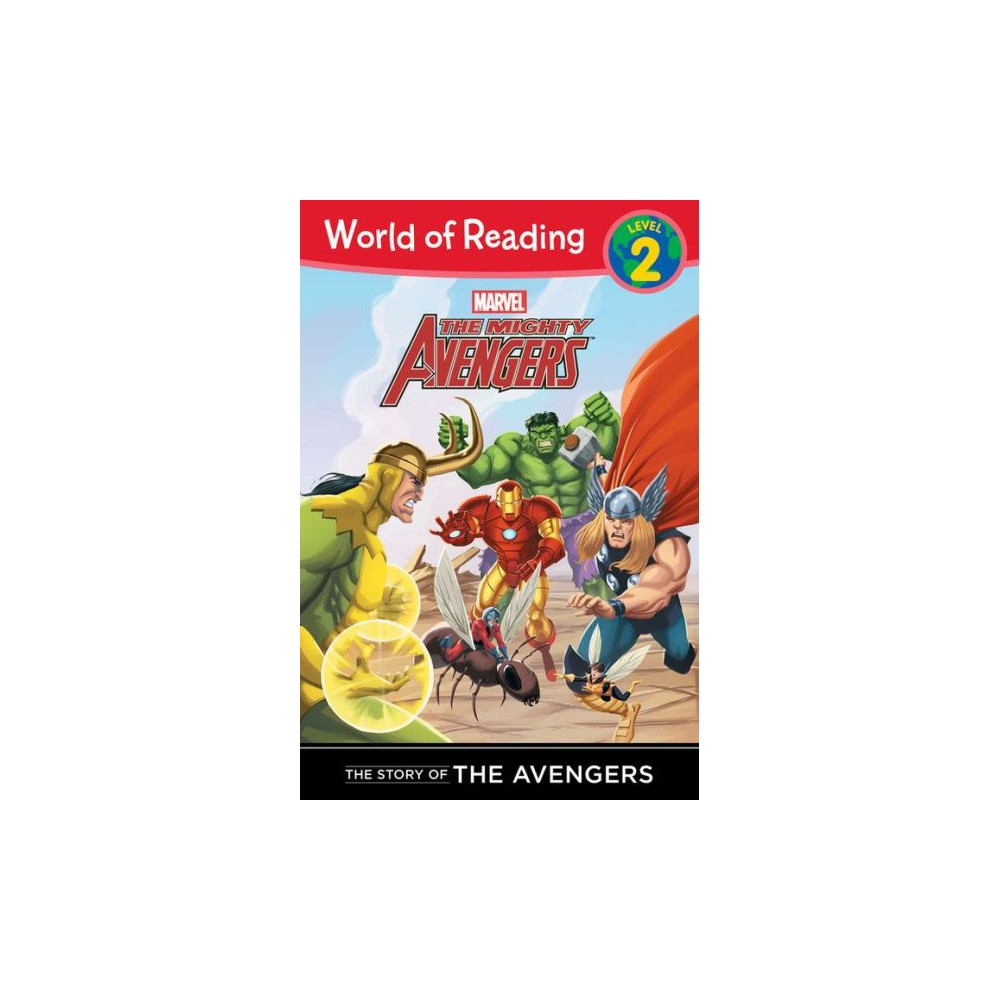 The Story of the Avengers (Paperback)