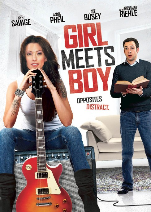 Girl meets boy (DVD) - image 1 of 1