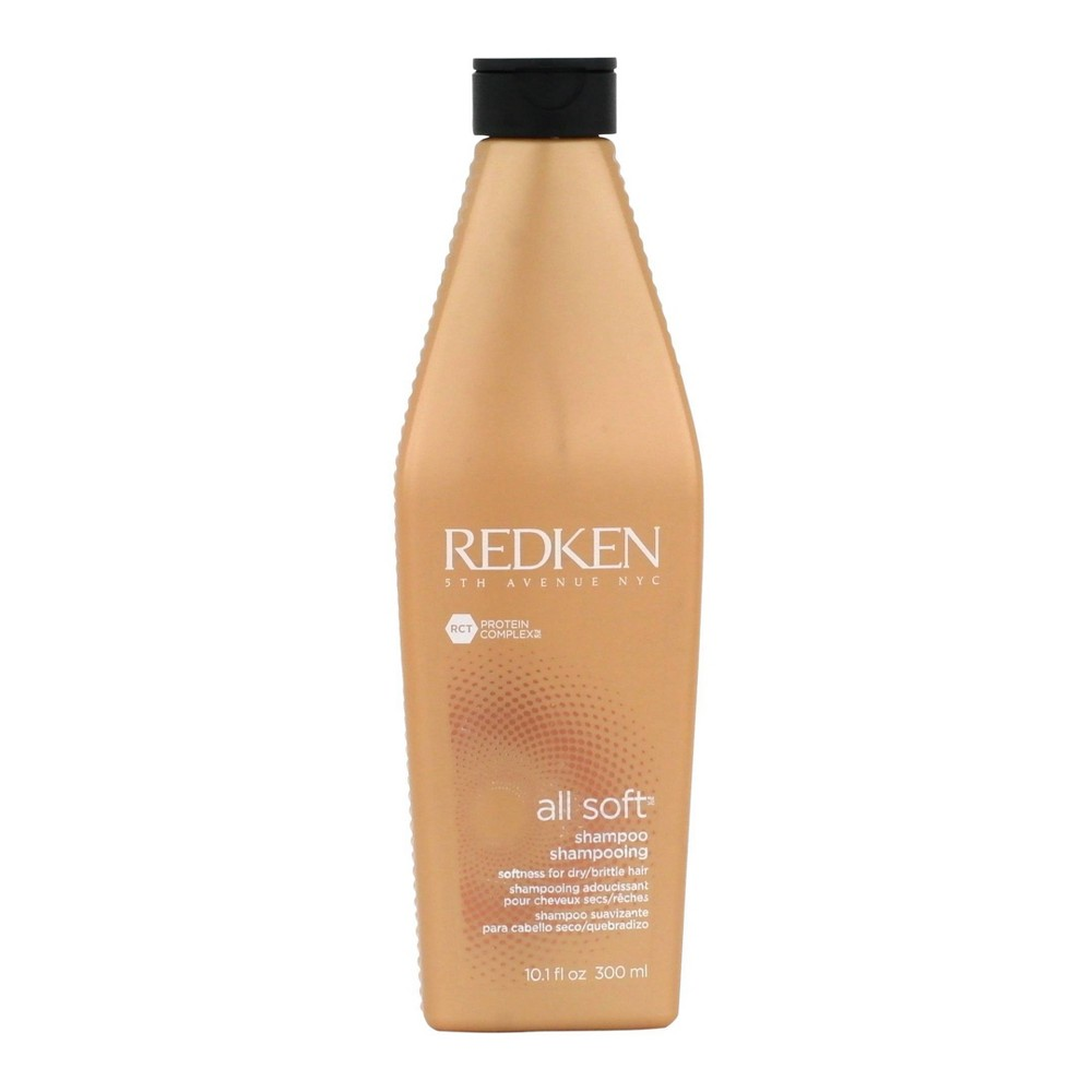 Image of Redken Argan Oil All Soft Shampoo - 10.1 fl oz